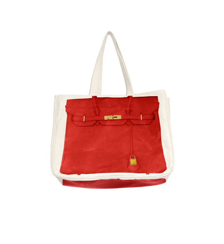 Together Bag, Red