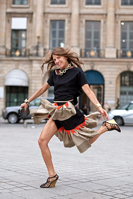Jump for Joy in Paris