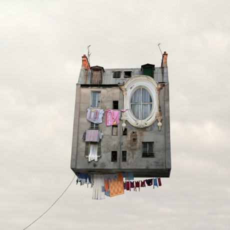 Flying-Houses-Laurent-Chehere-600x600