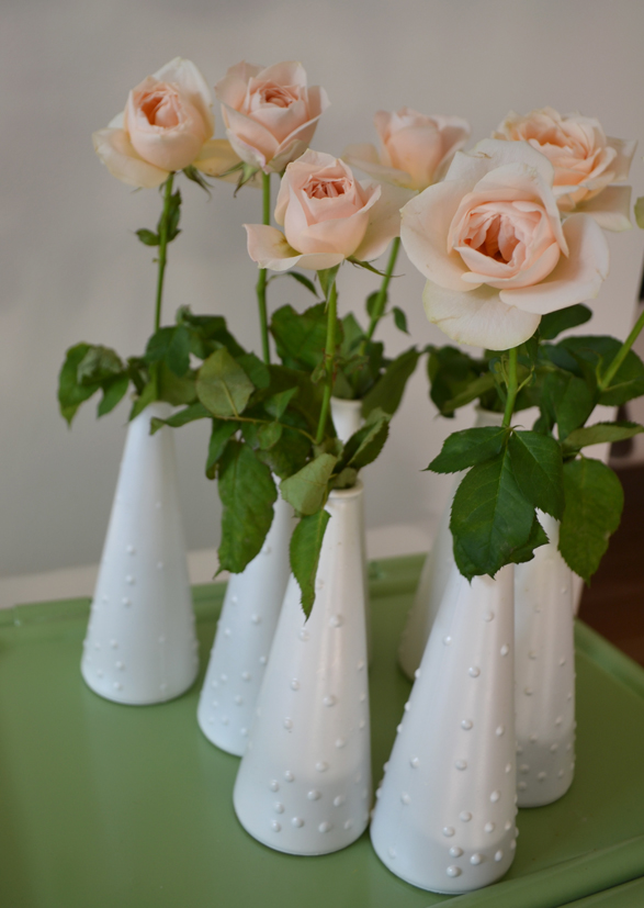 Make Your Own Pretty Vases
