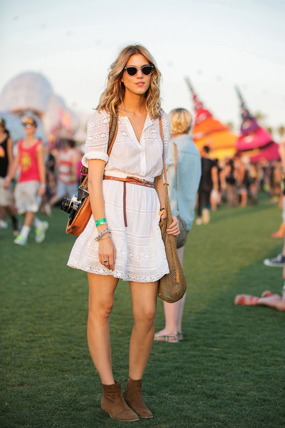 The Best of Coachella Fashion 2013