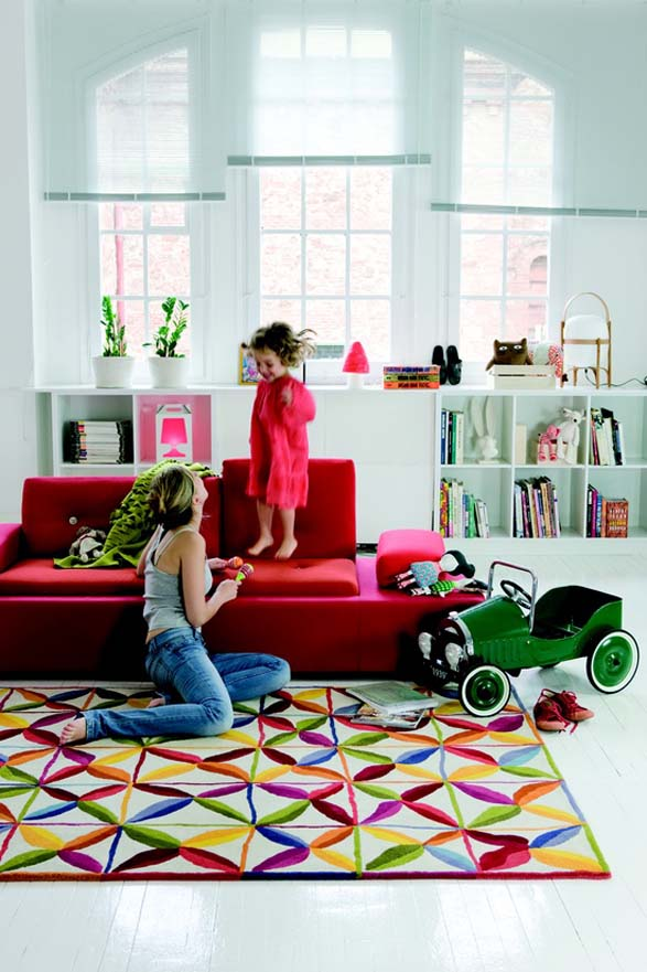How To: Decorate a Kid's Playroom - Part 2