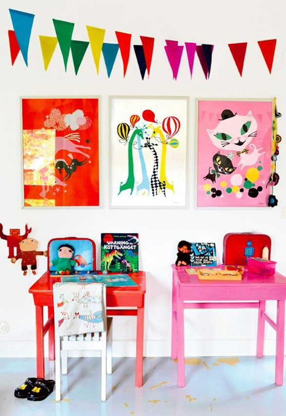 How To: Decorate a Kid's Playroom - Part 4
