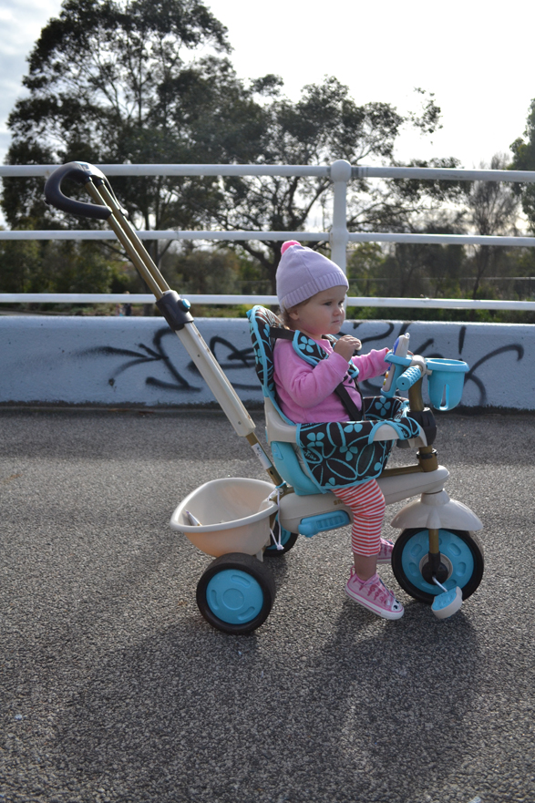 Smart Trike Review and Giveaway {Closed}