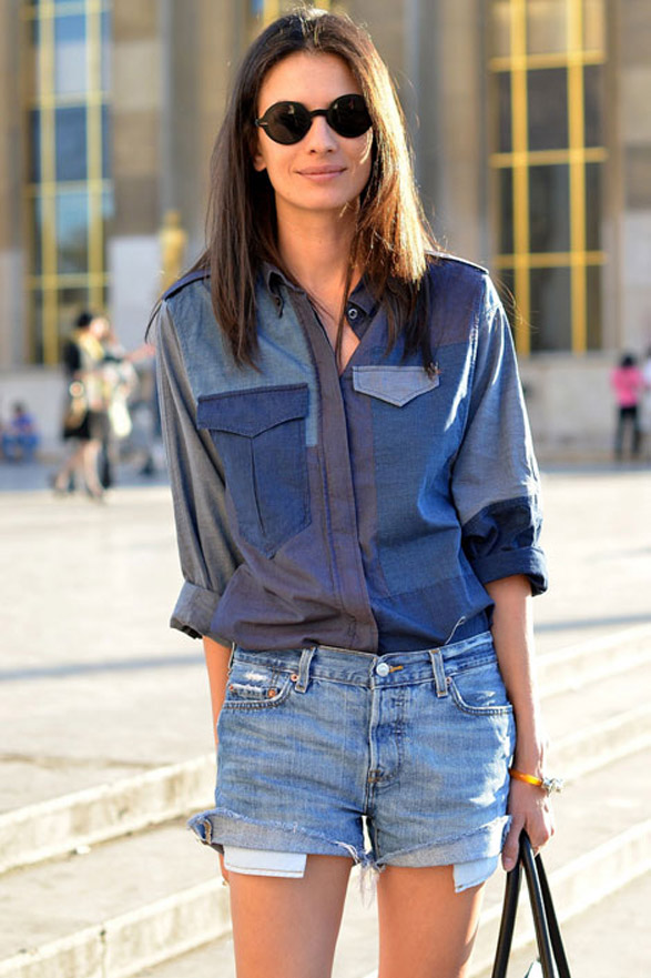 Inspiration: Double Denim