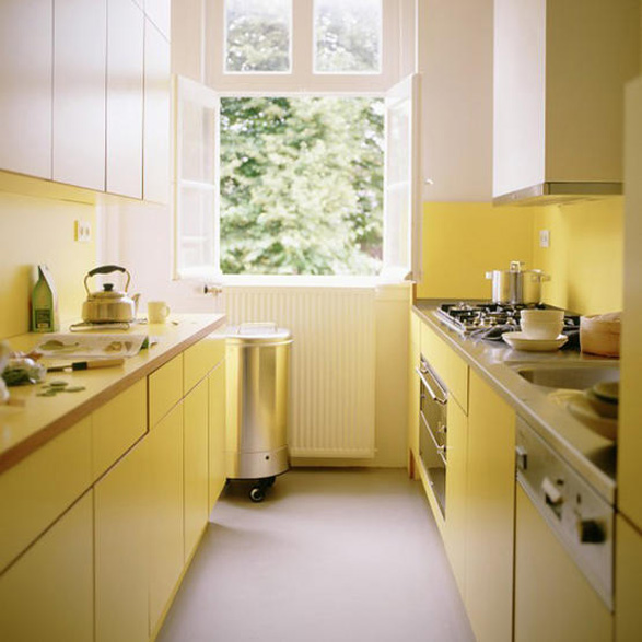 10 Design Tips for a Small Kitchen