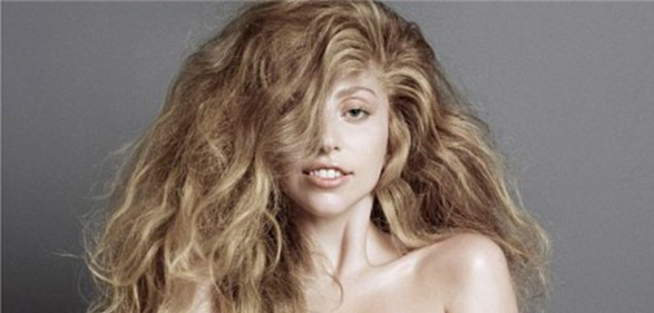 Trash Talk: Lady Gaga Gets Her Kit Off