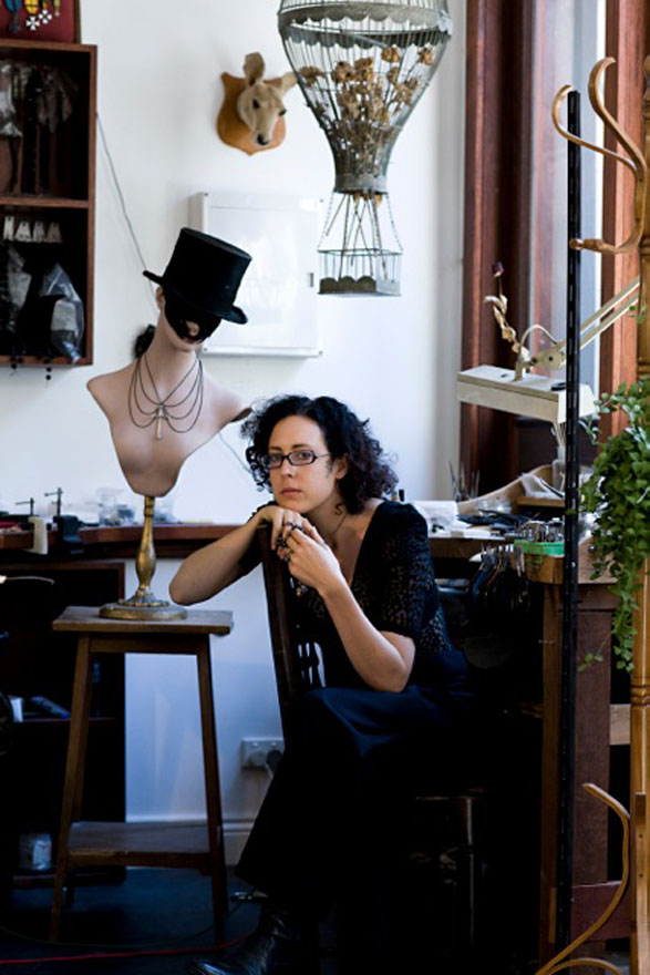 The Days of Our Lives: Julia deVille, Jeweller and Taxidermist