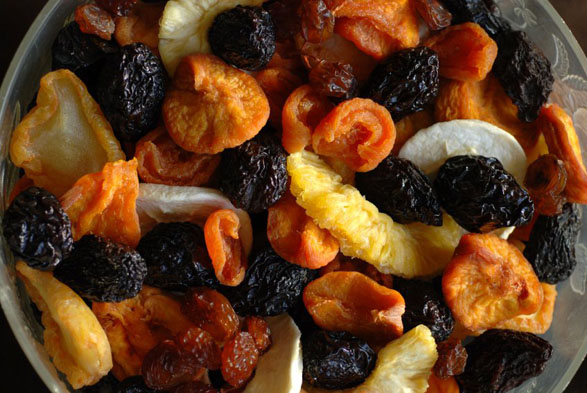 Is Your Dried Fruit Safe?