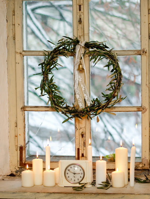 Inspiration: Christmas Wreaths