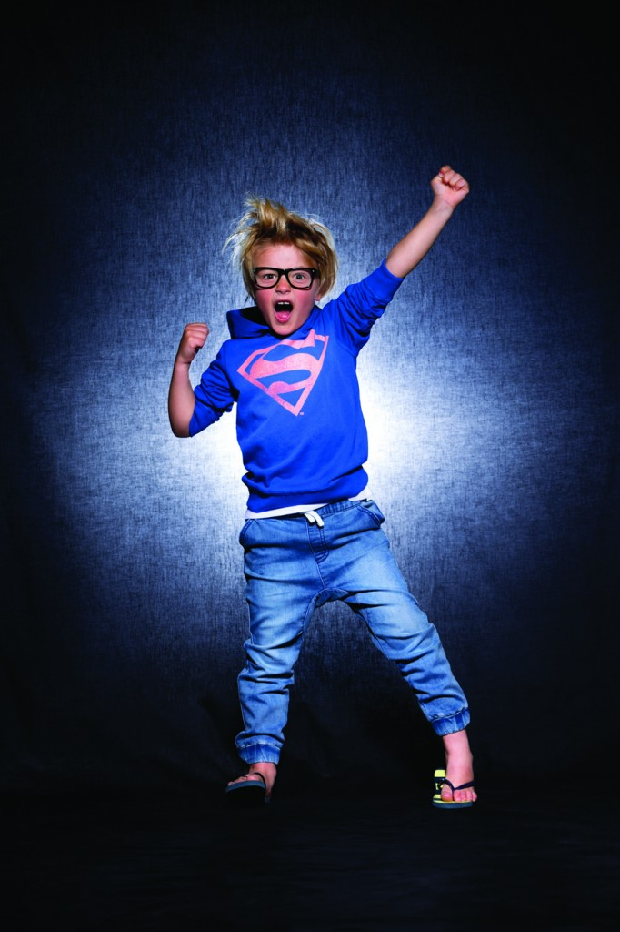 Behind the Scenes of the Cotton On Kids Superhero Range + Giveaway {Closed}