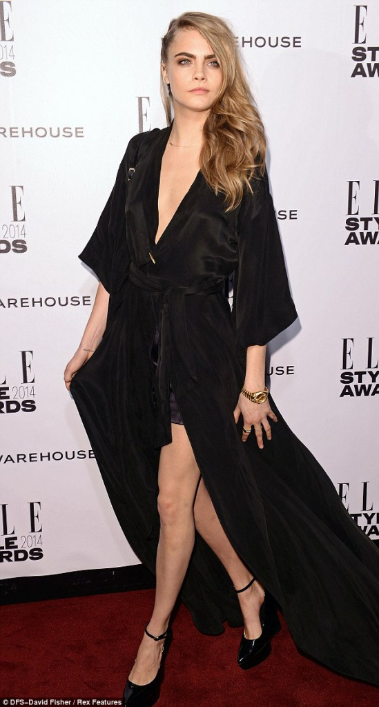 Trash Talk: Why Is Everyone Talking About Cara Delevingne's Latest Look?