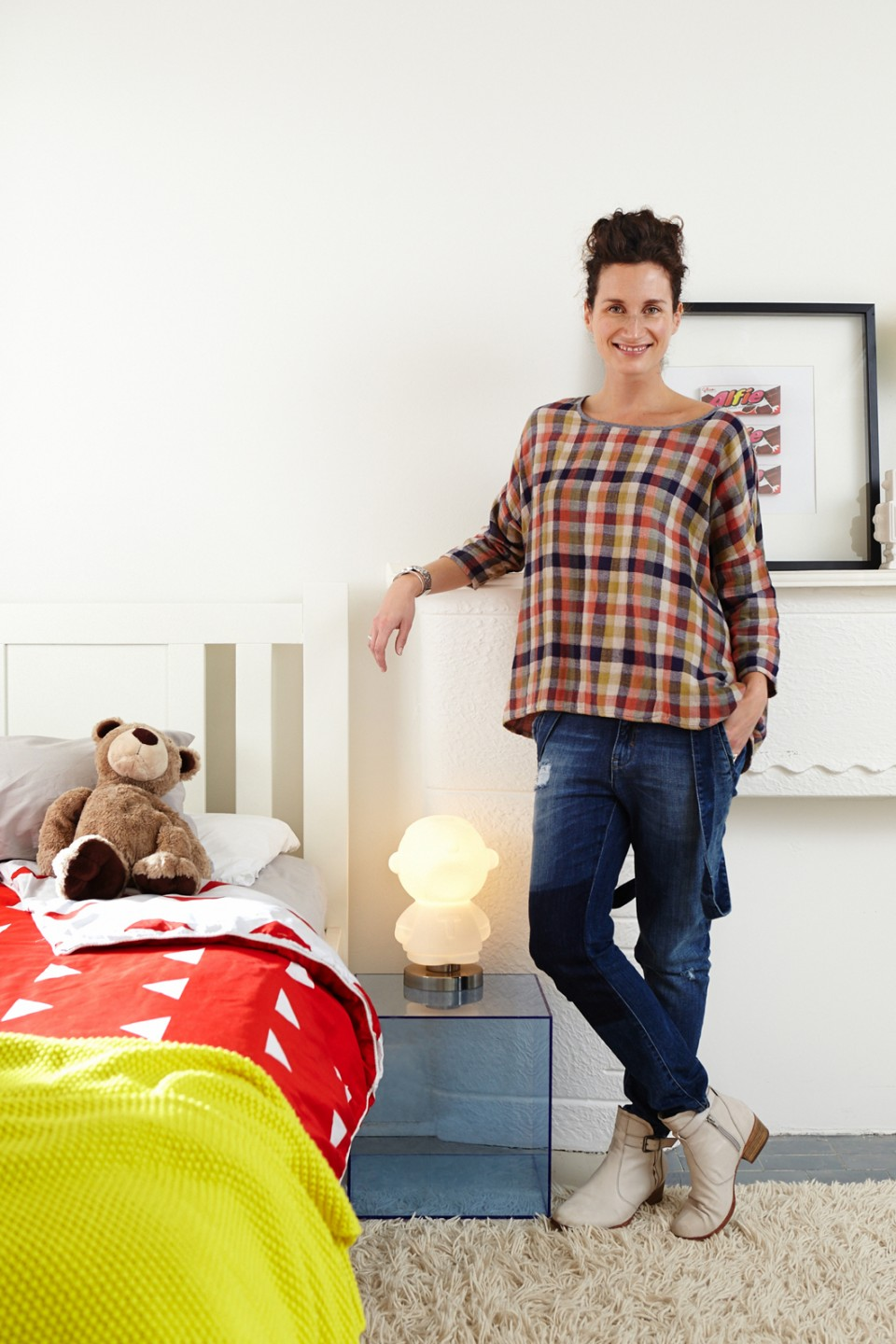How to Makeover A Boy's Bedroom