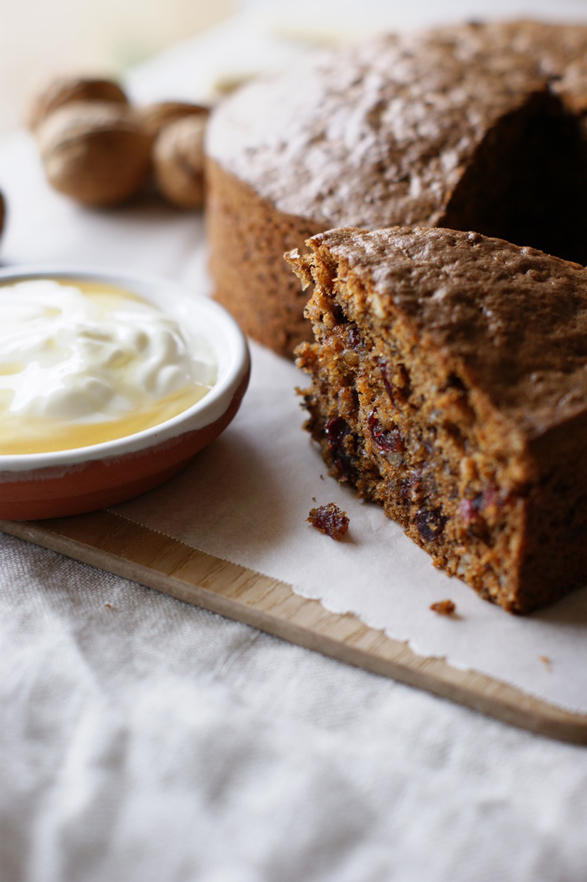 Local Is Lovely's New Book + Walnut, Honey and Carrot Cake Recipe