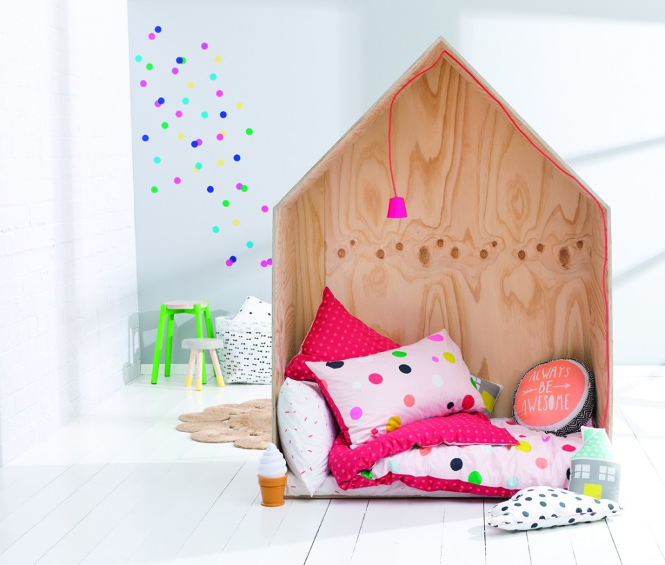 New Collection from the Cotton On Kids Bedroom Range