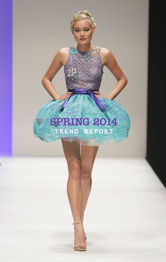 Trend Report: Spring 2014 Fashion