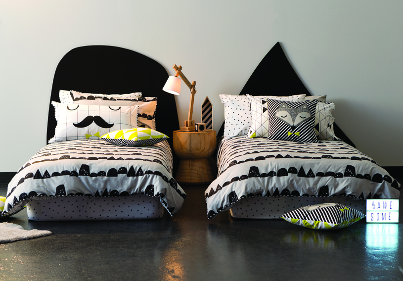 Cotton On KIDS Launches Third Bed Linen and Accessories Collection