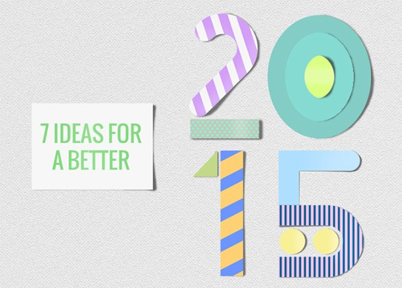 Free! Join 7 Ideas for a Better 2015
