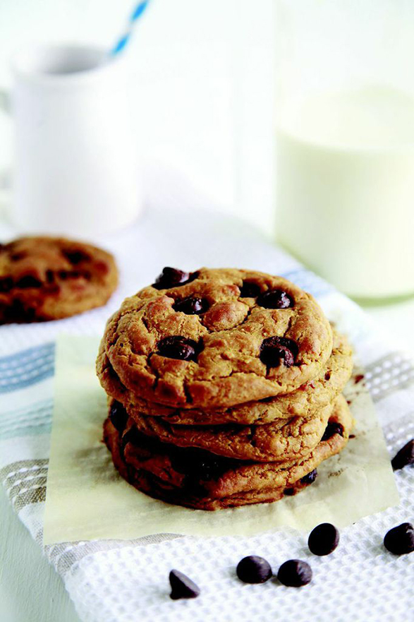 Chocolate Chip and Chickpea Cookie Recipe
