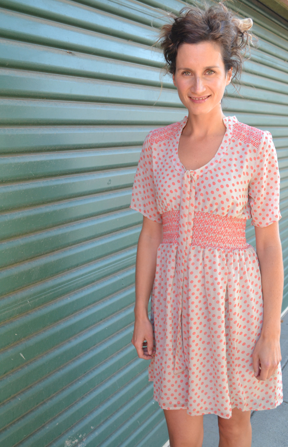 Fashionista Depot Polka Dot Dress