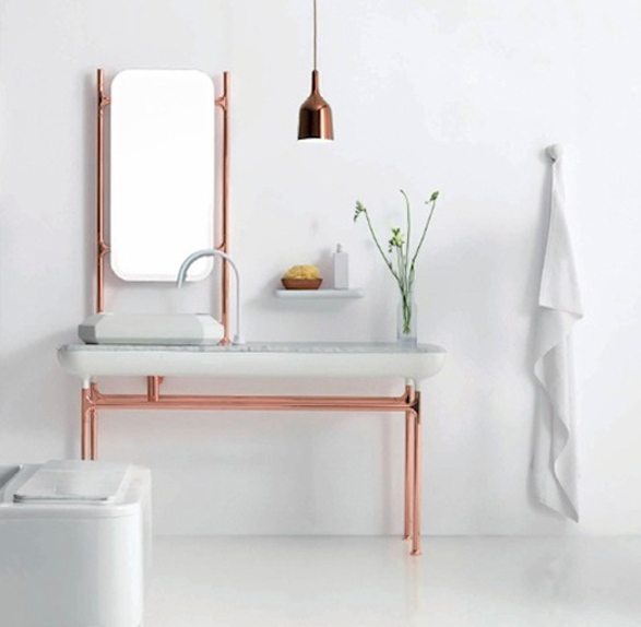 Decorate with Copper