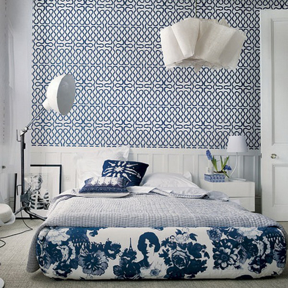 Inspiration Decorating a Bedroom