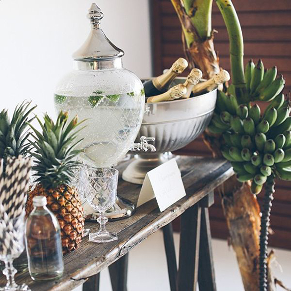 Pineapple Decorating Inspiration