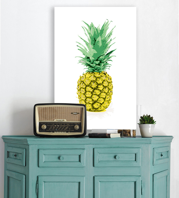 Pineapple Home Trend Decorate