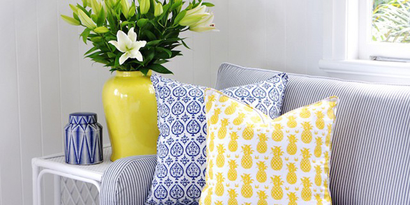 Pineapple Trend Cushion