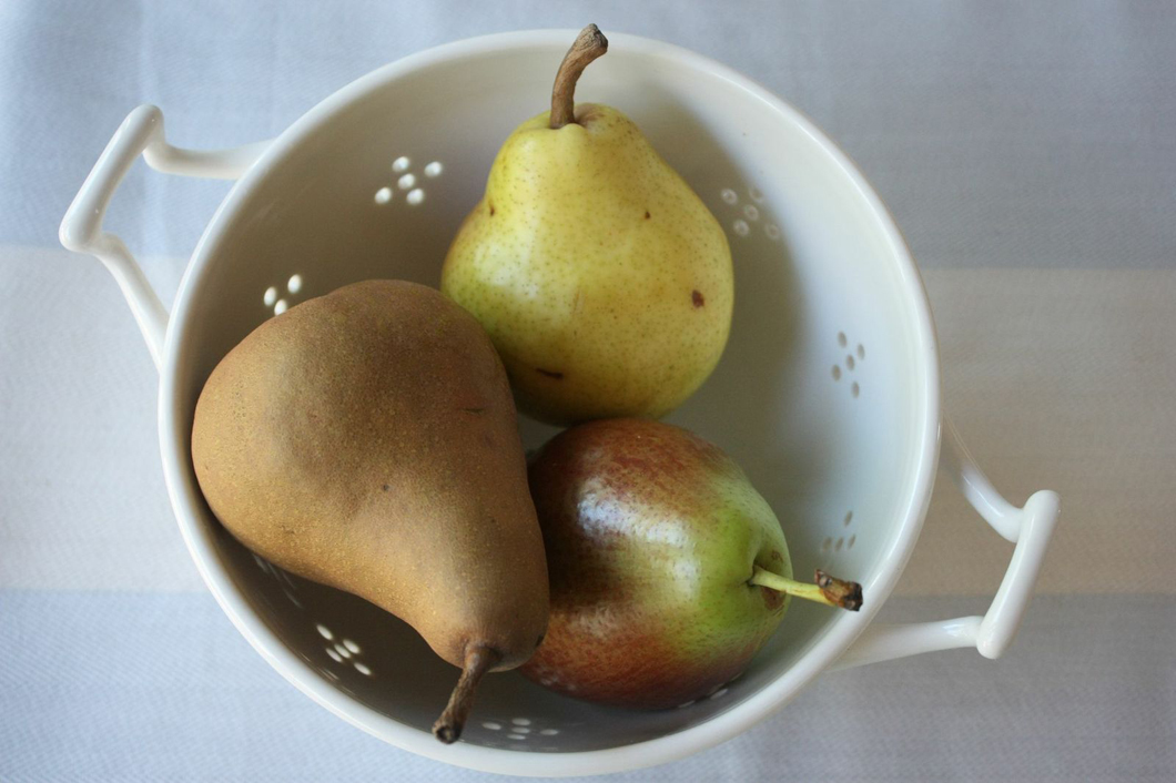 Baking with Pears