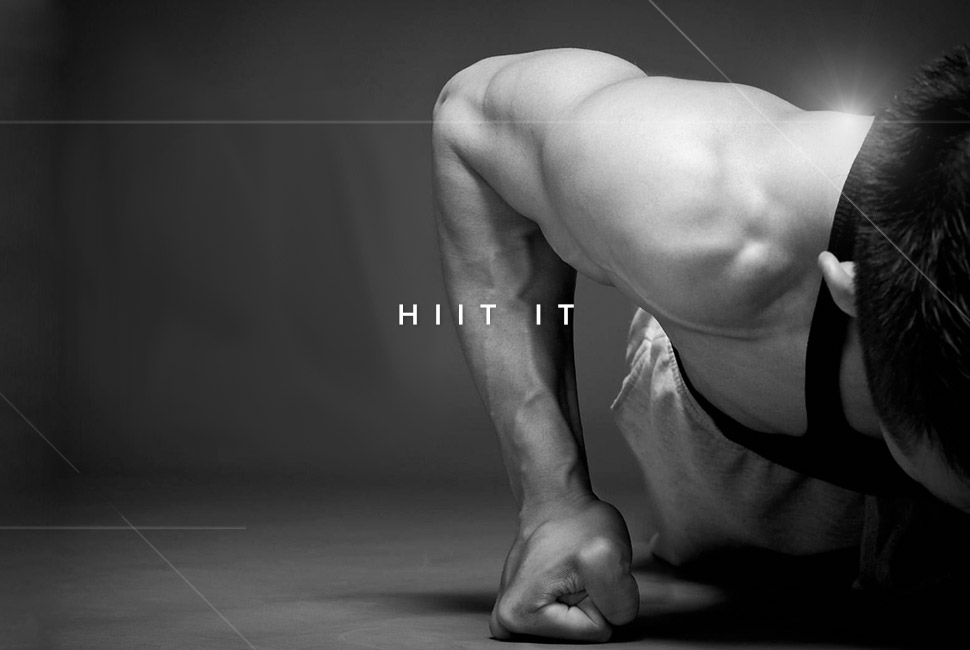 Benefits HIIT Training