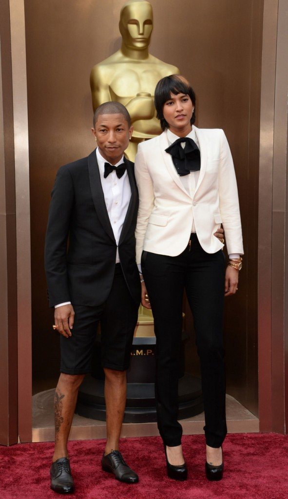 Pharrell-Williams-Oscars-2014
