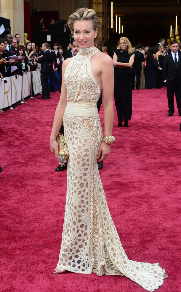 Portia De Rossi Baby: Hits And Misses At The Oscars Red Carpet 2014 • Checks And