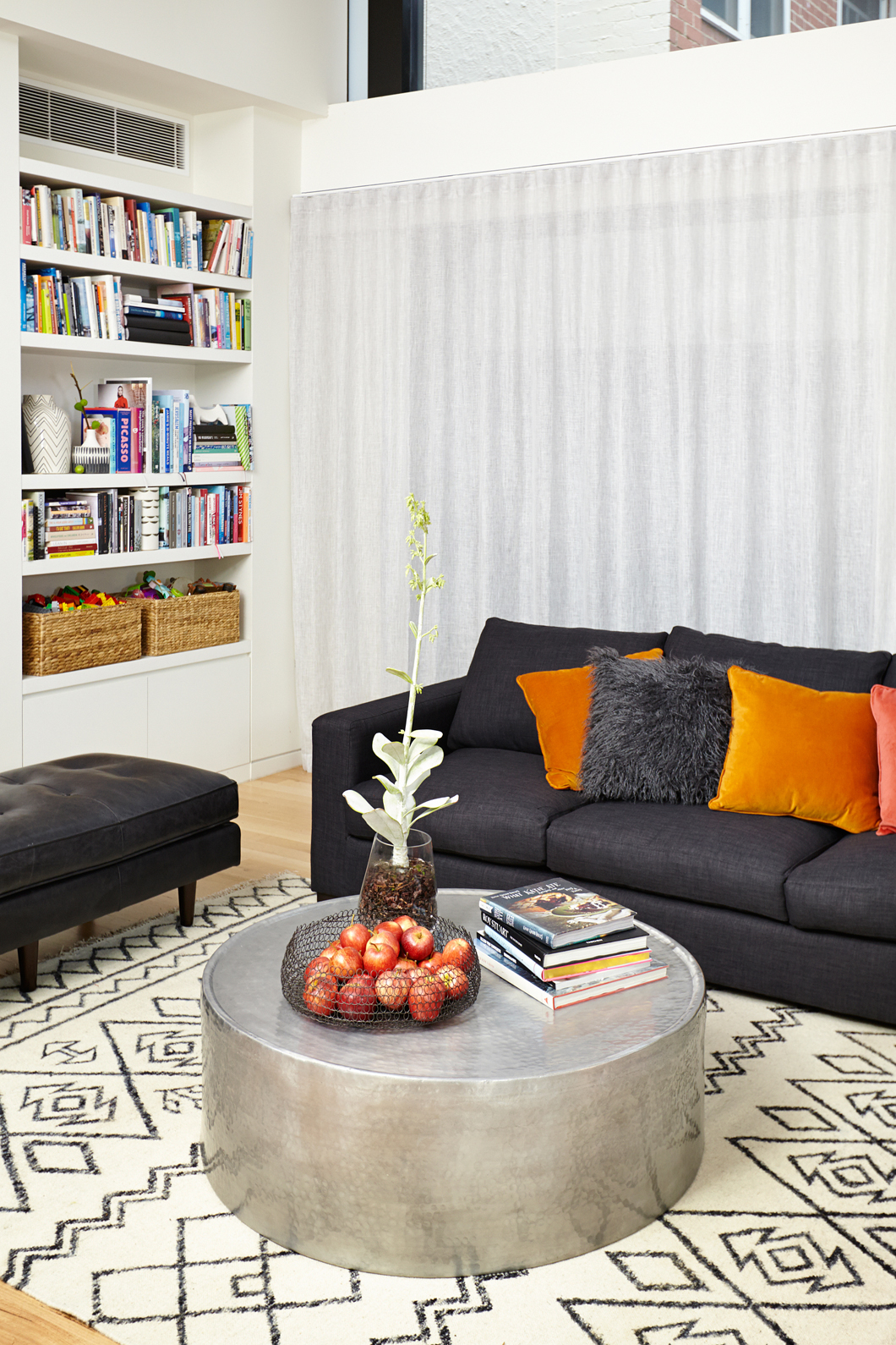 How To Makeover Your Living Room For Winter Checks And Spots