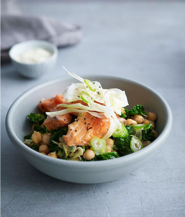 roast-ocean-trout-with-kale-fennel-and-chickpeas