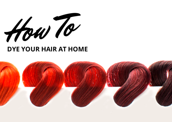 How-to-dye-your-hair-at-home