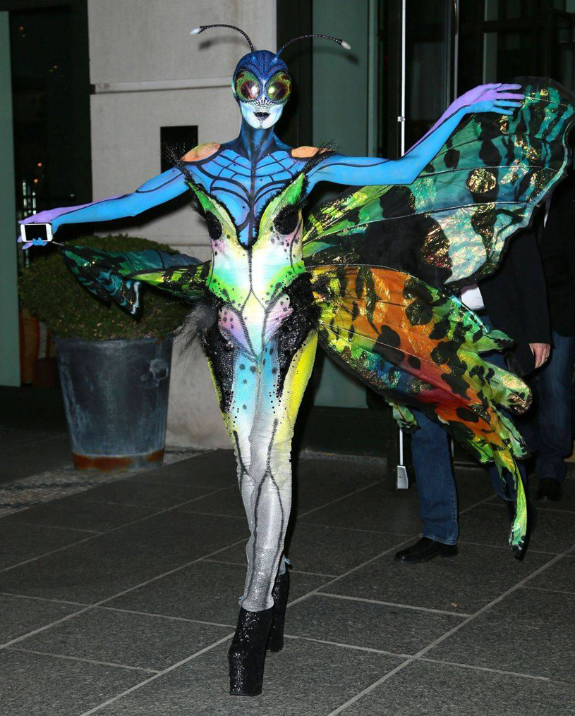 Heidi-Klum-Celebrity-Halloween-Costume