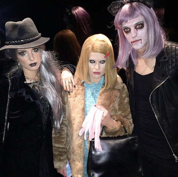 kelly-osbourne-celebrity-halloween-costume-2014