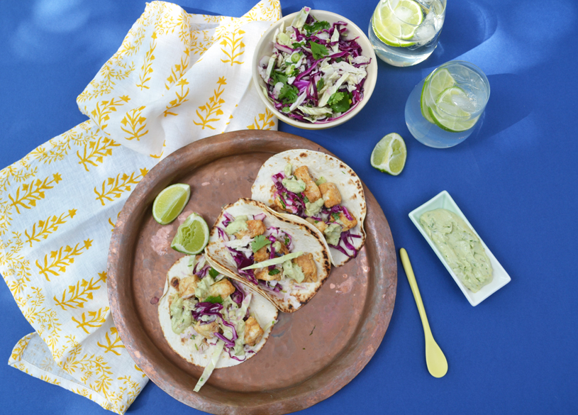 Recipe fish tacos for Recipe for fish taco sauce