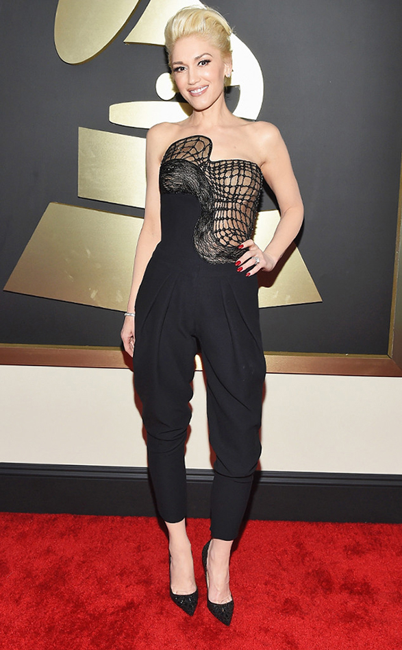gwen-stefani-2015-grammys-red-carpet