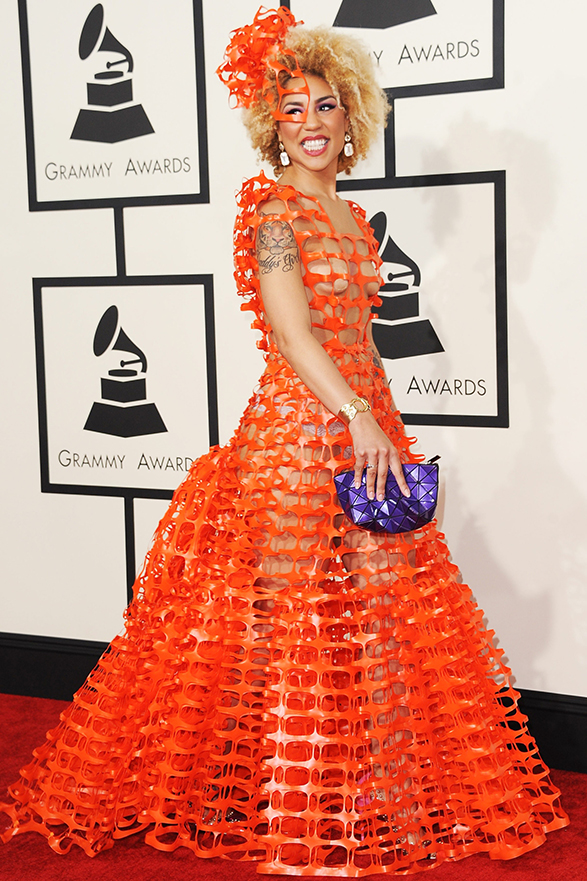 joy-villa-2015-grammys-red-carpet