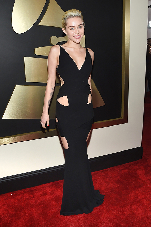 miley-cyrus-2015-grammys-red-carpet