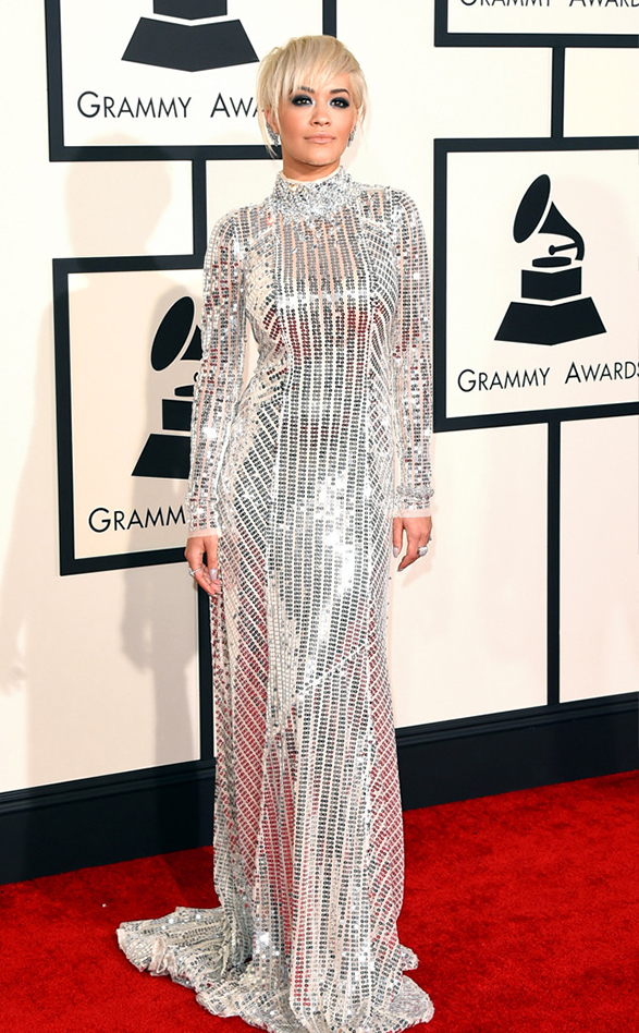 rita-ora-2015-grammys-red-carpet