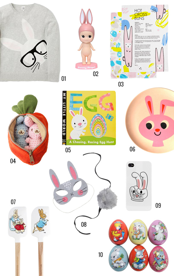 Ten easter gift ideas that arent chocolate checks and spots easter gift ideas that arent chocolate negle Gallery