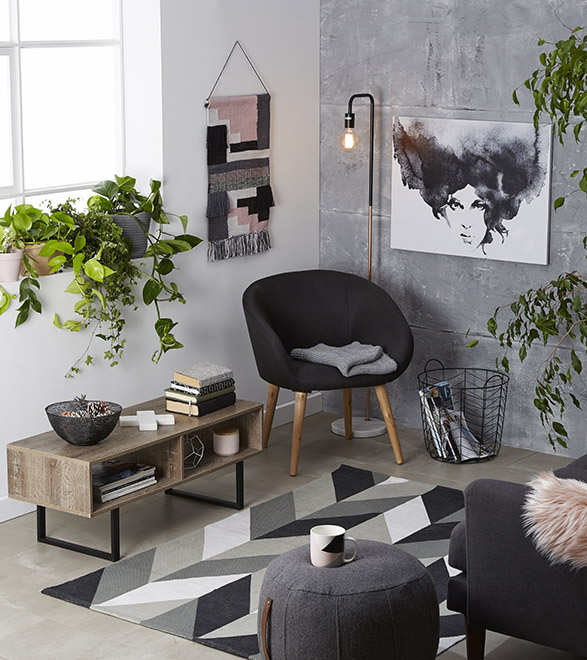 Home time best homewares finds and interiors trends for for Home decorations kmart