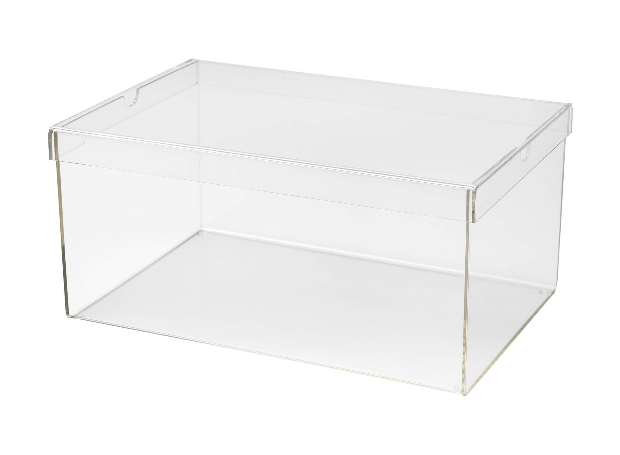 SPANST shoe box - $29.99- IKEA